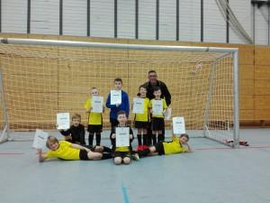 Hallenstadtmeisterschaft Zweibrücken 2018 F- Jugend